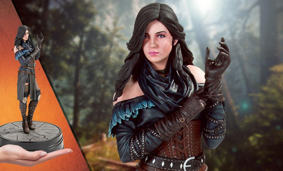 Gallery Feature Image of Yennefer (Series 2) Figure - Click to open image gallery