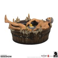 Gallery Image of Geralt in the Bath Statuette
