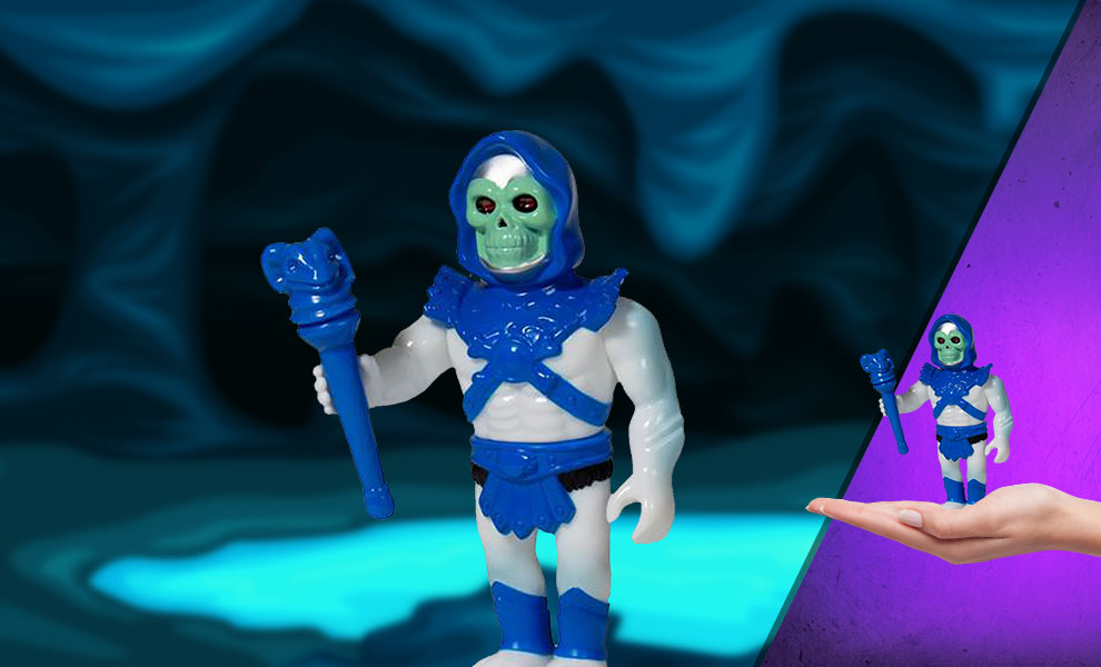 Gallery Feature Image of Yeti Skeletor Vinyl Collectible - Click to open image gallery