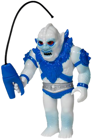 Yeti Beastman Vinyl Collectible