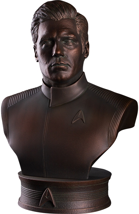 Chronicle Collectibles Captain Christopher Pike Bust