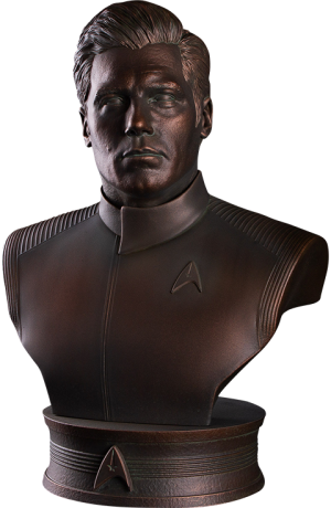 Captain Christopher Pike Bust