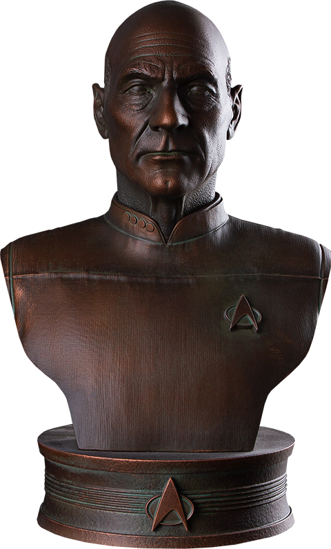 Chronicle Collectibles Captain Jean-Luc Picard Bust