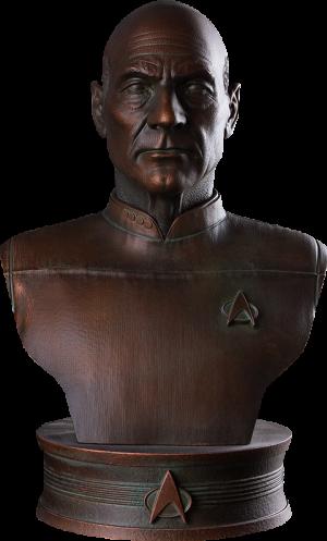 Captain Jean-Luc Picard Bust