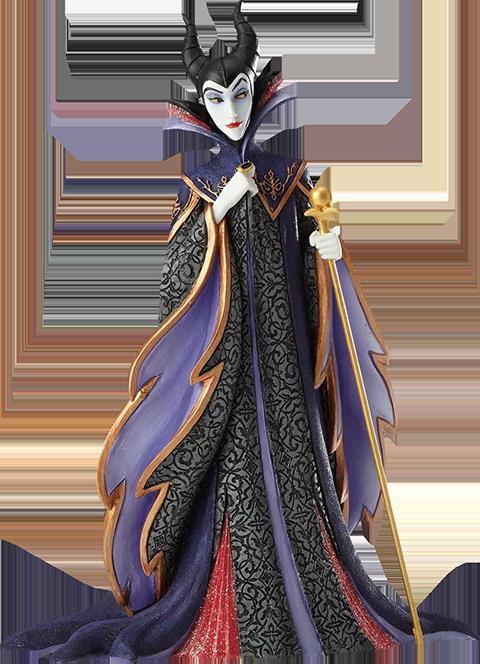 Enesco, LLC Couture de Force Maleficent Figurine