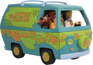 Scooby-Doo Mystery Machine Figurine