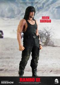 Gallery Image of John Rambo Sixth Scale Figure