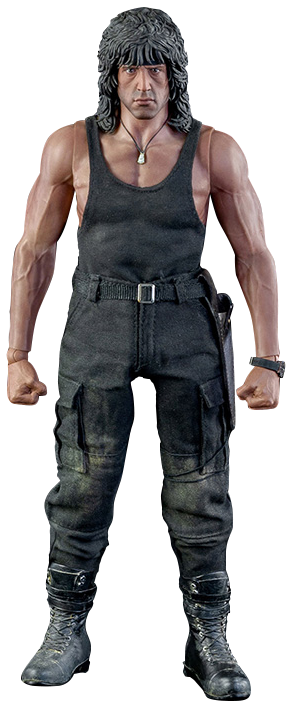 John Rambo 1/6th Scale Figure - Sideshow Collectibles