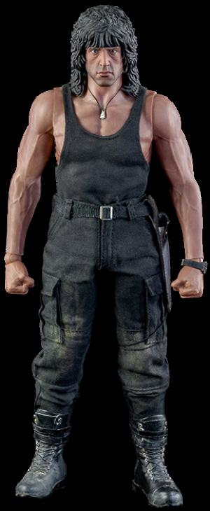 John Rambo Sixth Scale Figure