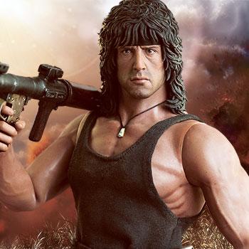 John Rambo Rambo Sixth Scale Figure