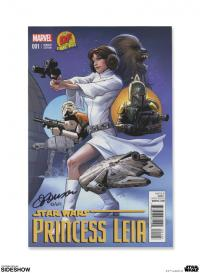 Gallery Image of Star Wars Princess Leia #1 Book