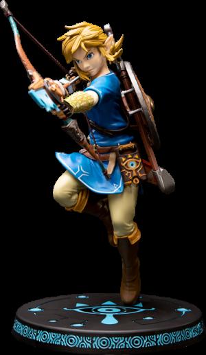 The Legend of Zelda: Breath of the Wild Link Figure