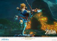 Gallery Image of The Legend of Zelda: Breath of the Wild Link (Collector's Edition) Statue
