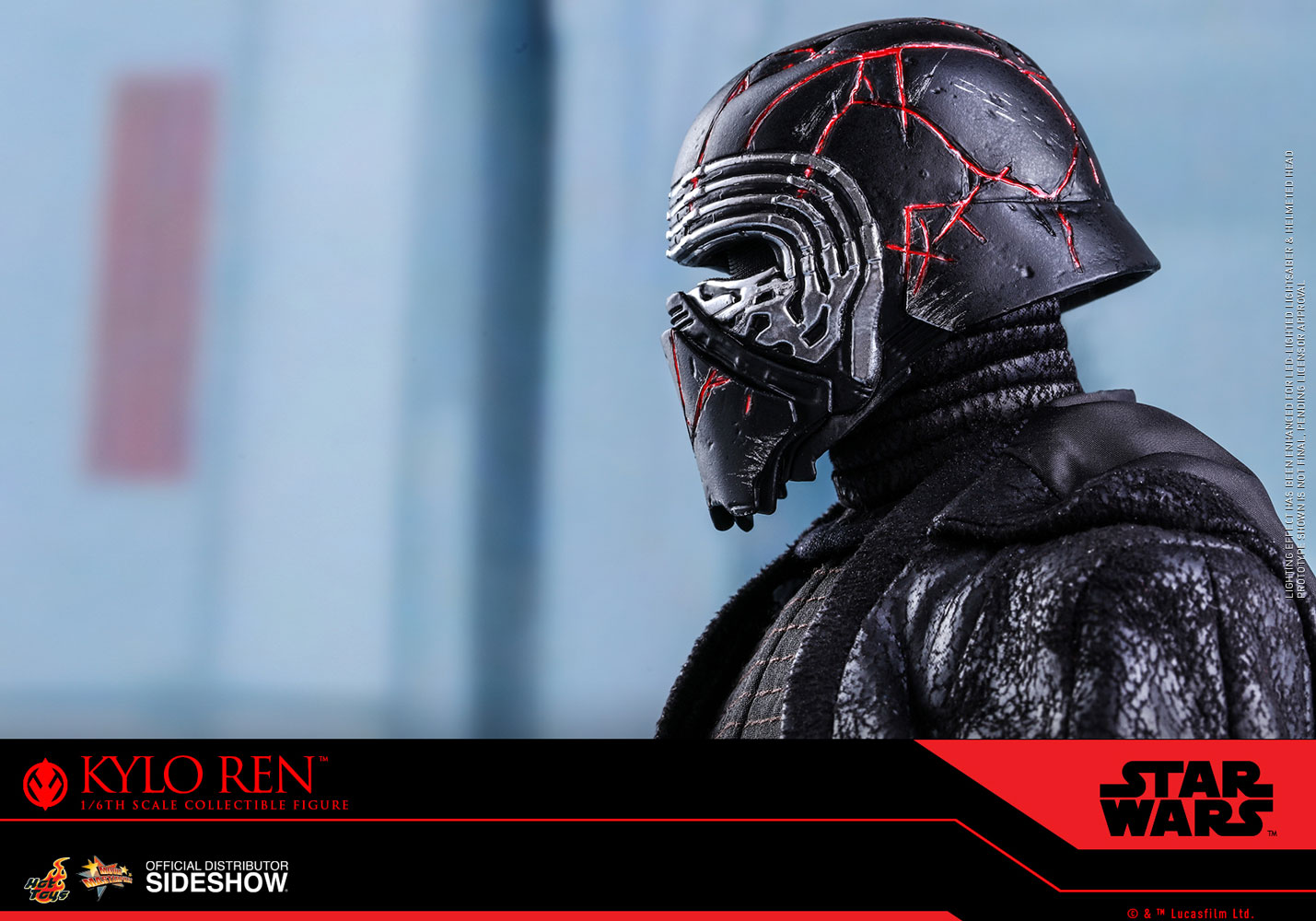 Kylo Ren Sixth Scale Figure By Hot Toys Sideshow Collectibles