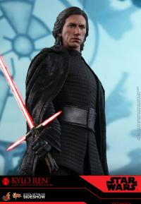 Gallery Image of Kylo Ren Sixth Scale Figure