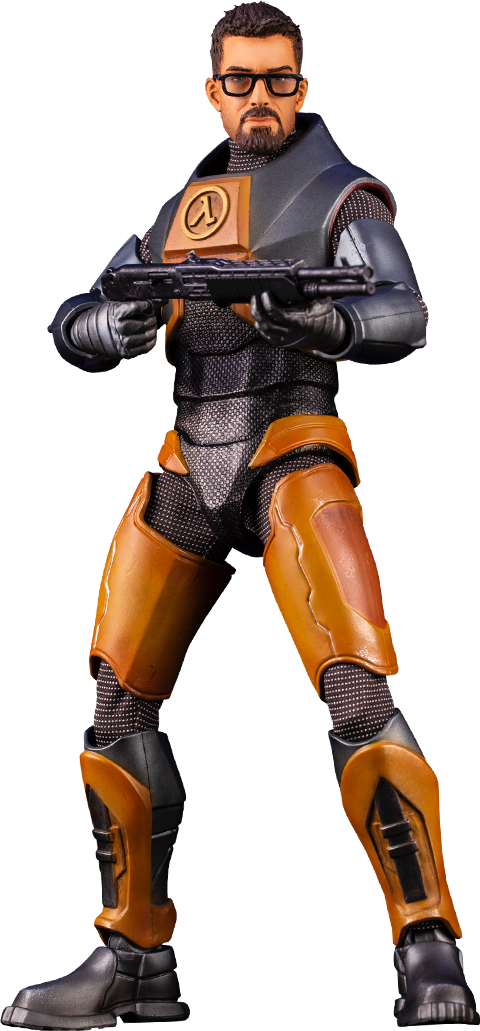 Mondo Gordon Freeman Sixth Scale Figure
