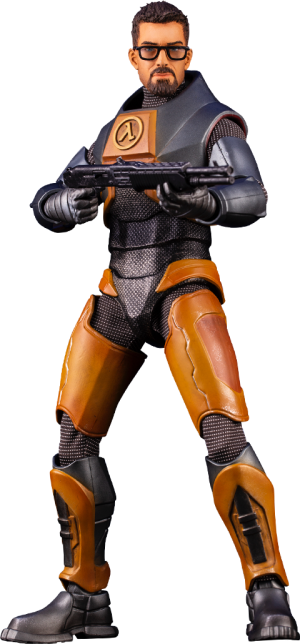 Gordon Freeman Sixth Scale Figure