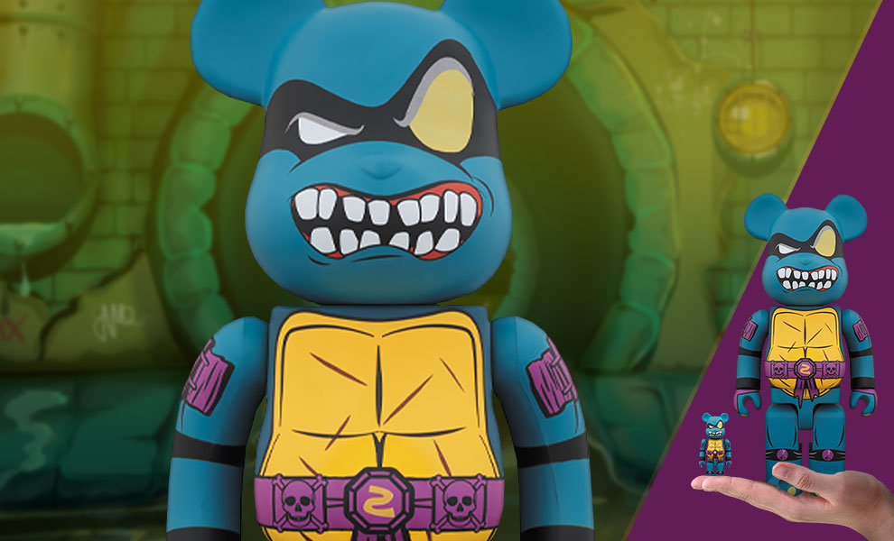 Gallery Feature Image of Be@rbrick Slash 100% and 400% Collectible Set - Click to open image gallery