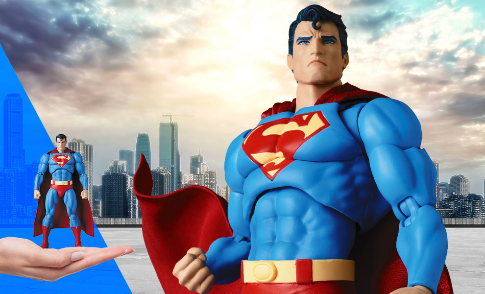 "Gallery Feature Image of Superman ""Hush"" Collectible Figure - Click to open image gallery"