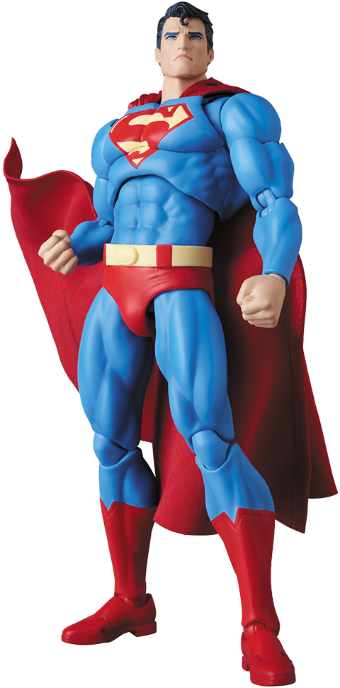"Medicom Toy Superman ""Hush"" Collectible Figure"