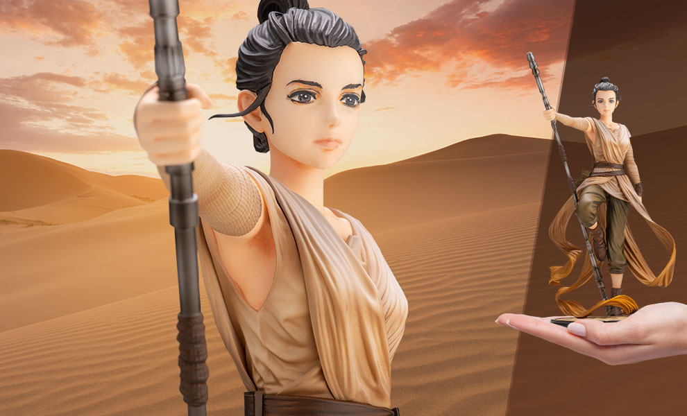 Gallery Feature Image of Rey Statue - Click to open image gallery