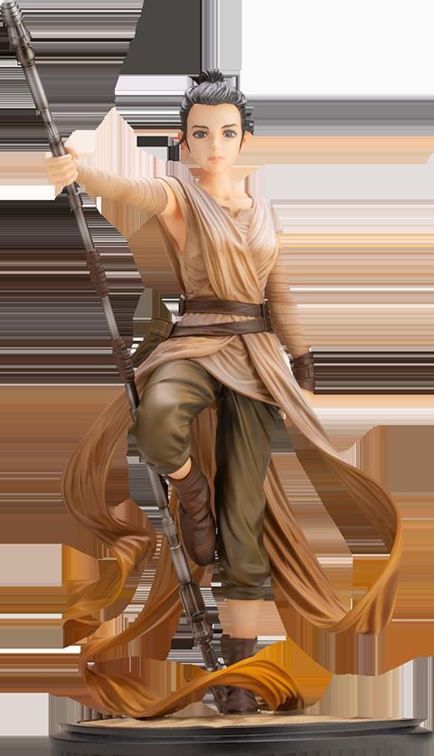 Kotobukiya Rey Statue