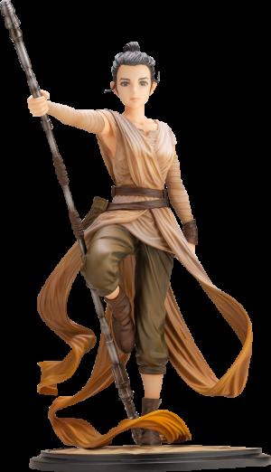 Rey Statue