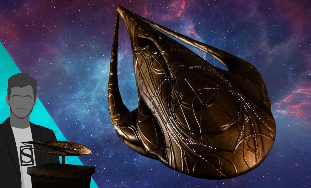 Gallery Feature Image of Moya Leviathan Replica - Click to open image gallery