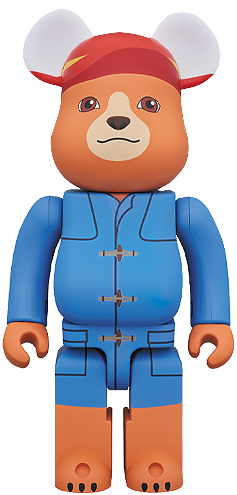 Medicom Toy Be@rbrick Paddington 400% Figure