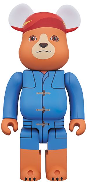 Be@rbrick Paddington 400% Figure