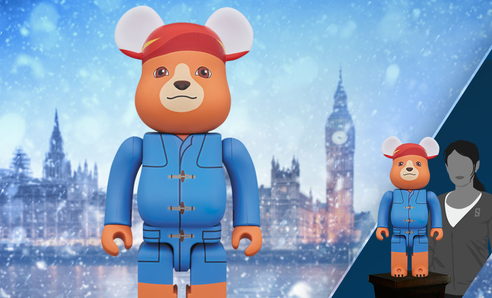 Gallery Feature Image of Be@rbrick Paddington 1000% Figure - Click to open image gallery