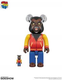 Gallery Image of Be@rbrick Michael Jackson Werewolf 100% & 400% Collectible Set