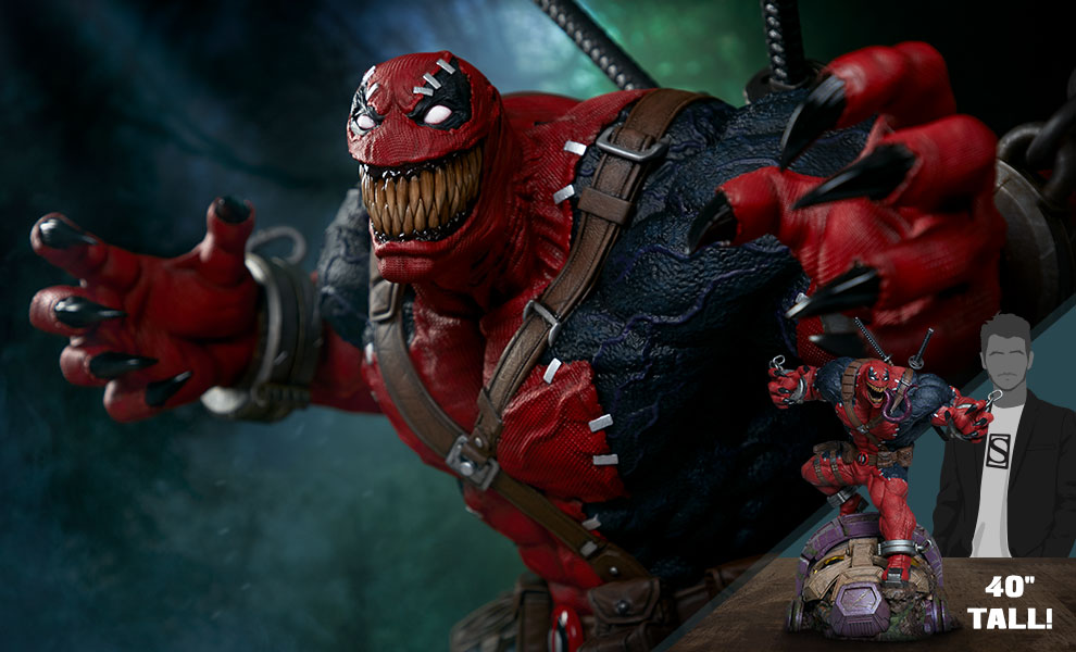 Gallery Feature Image of Venompool Statue - Click to open image gallery