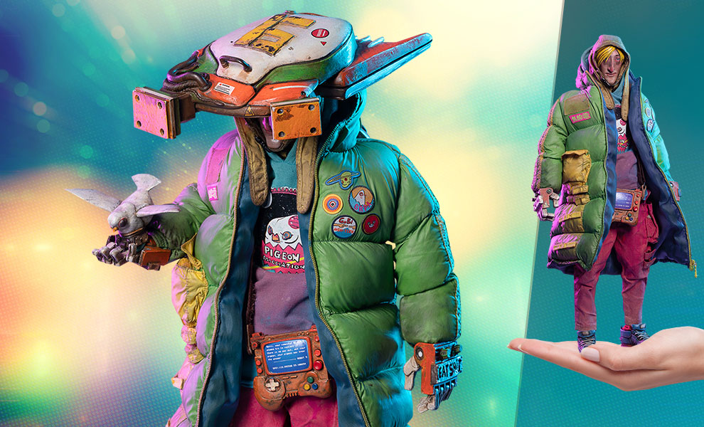 Gallery Feature Image of Green Six Sixth Scale Figure - Click to open image gallery