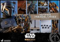 Gallery Image of Heavy Infantry Mandalorian Sixth Scale Figure