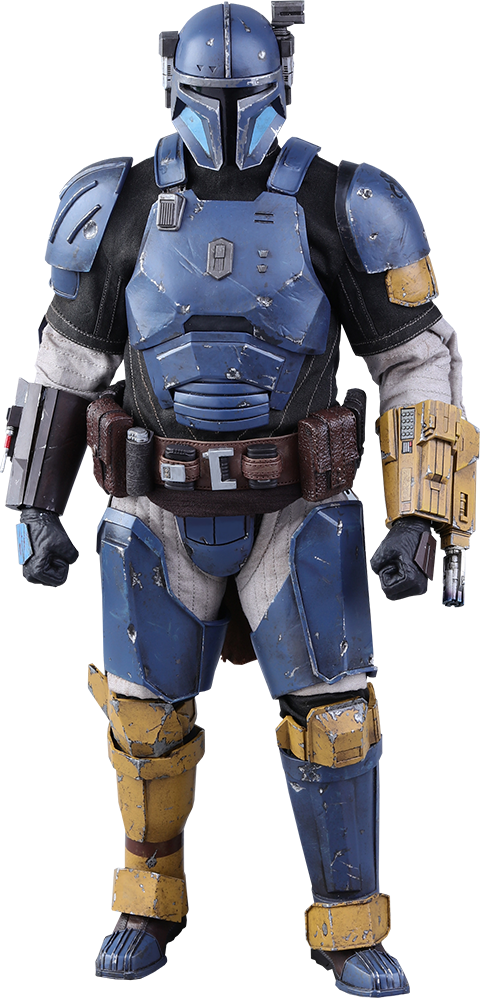 Hot Toys Heavy Infantry Mandalorian Sixth Scale Figure