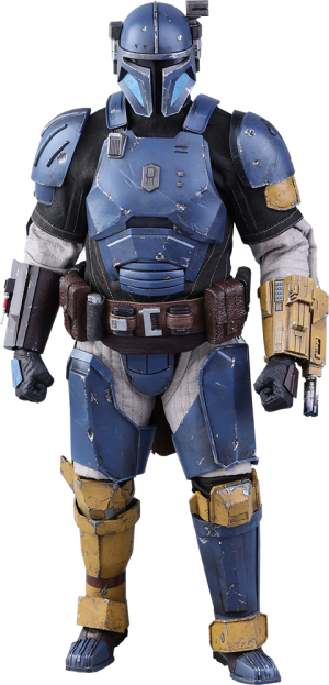 Heavy Infantry Mandalorian Sixth Scale Figure