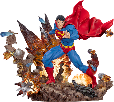 Oniri Creations Superman: For Tomorrow Statue