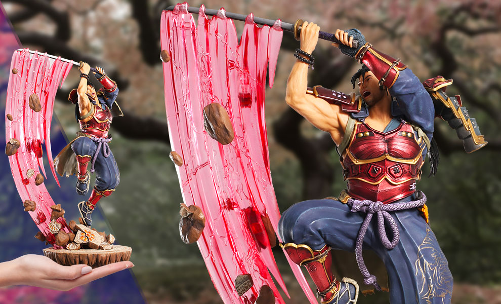 Gallery Feature Image of Mitsurugi Statue - Click to open image gallery