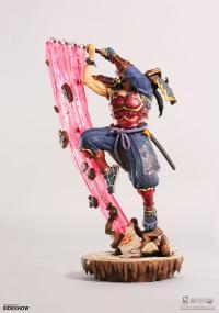Gallery Image of Mitsurugi Statue