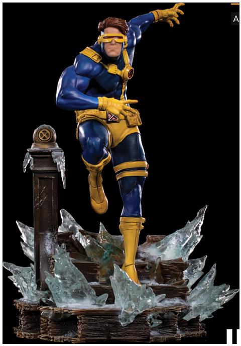 Iron Studios Cyclops 1:10 Scale Statue