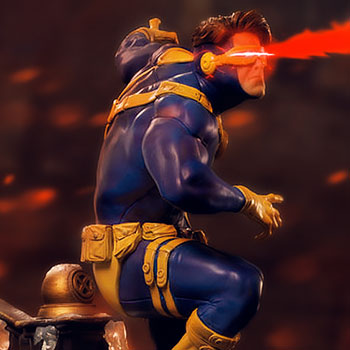 Cyclops 1:10 Scale Statue