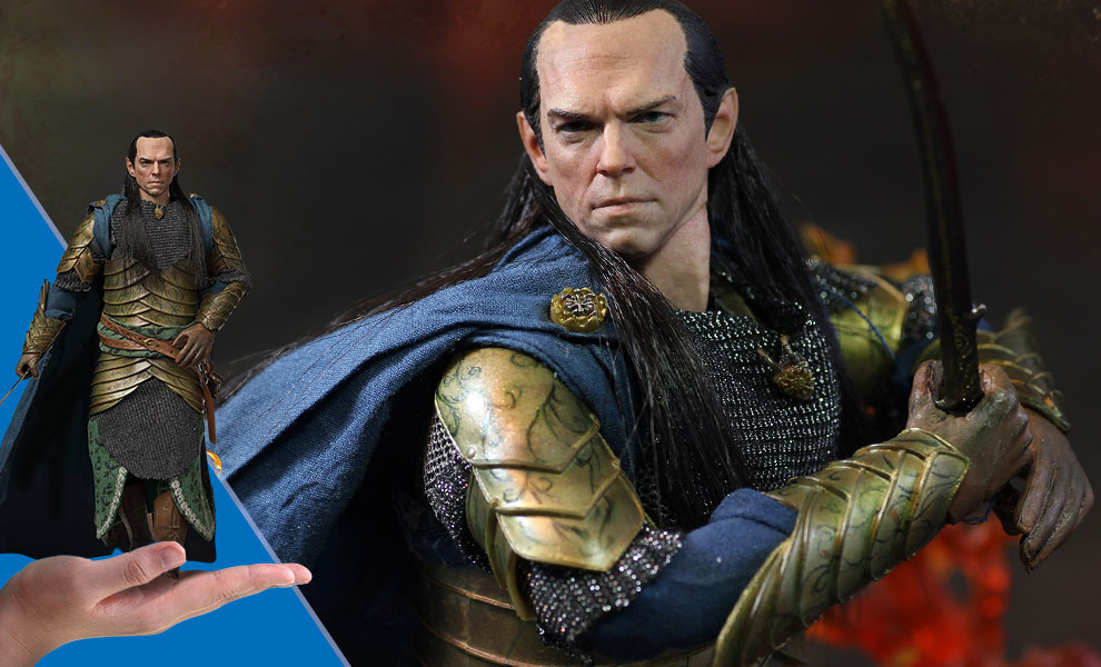 Gallery Feature Image of Elrond Sixth Scale Figure - Click to open image gallery