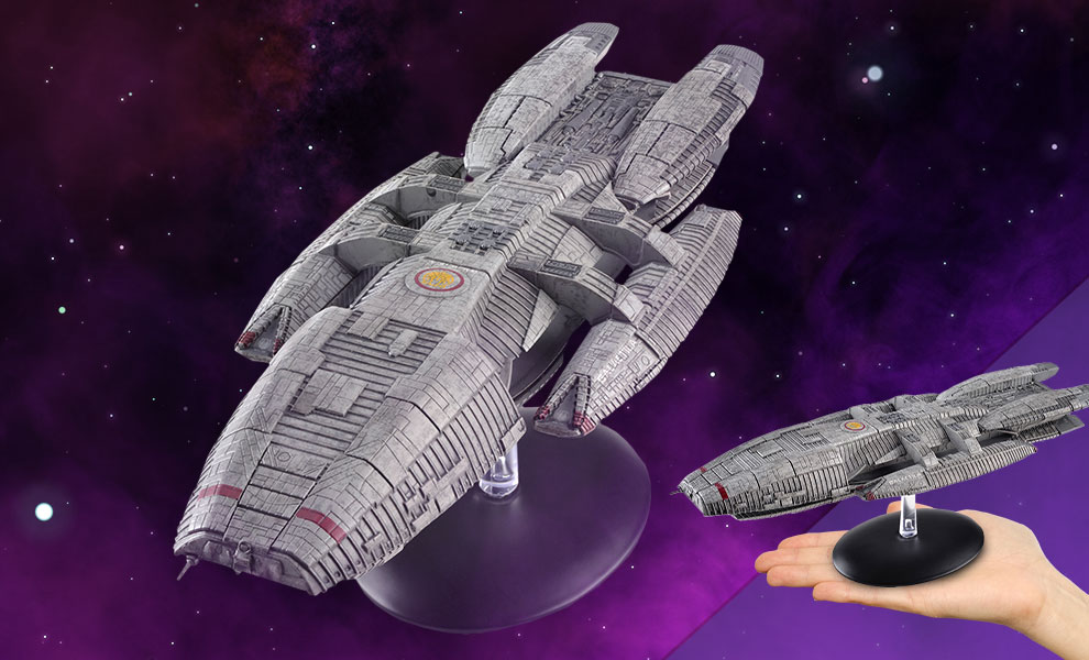 Gallery Feature Image of Galactica (2004) Model - Click to open image gallery