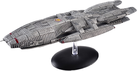 Eaglemoss Galactica (2004) Model