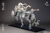 Gallery Image of Jade Kirin Statue