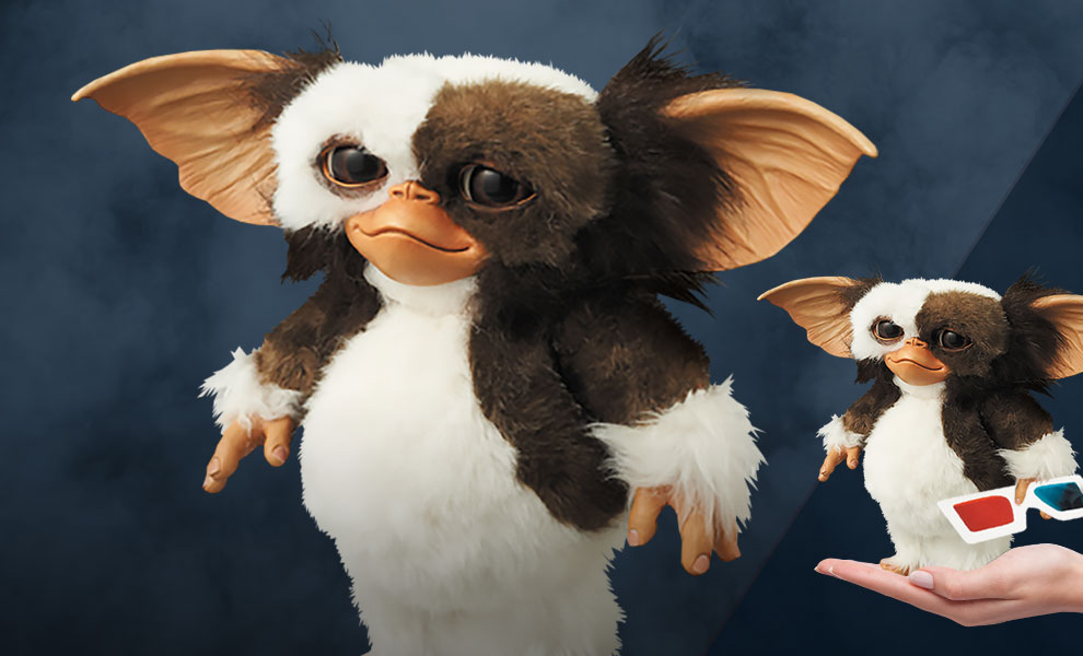 Gallery Feature Image of Gizmo (3D Glasses Version) Collectible Figure - Click to open image gallery