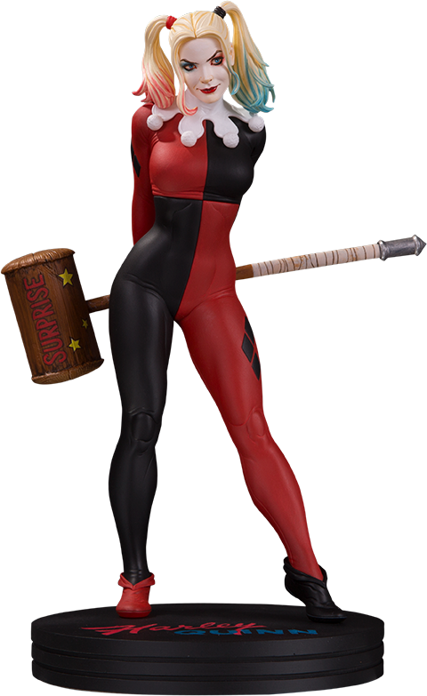 DC Direct Harley Quinn Statue