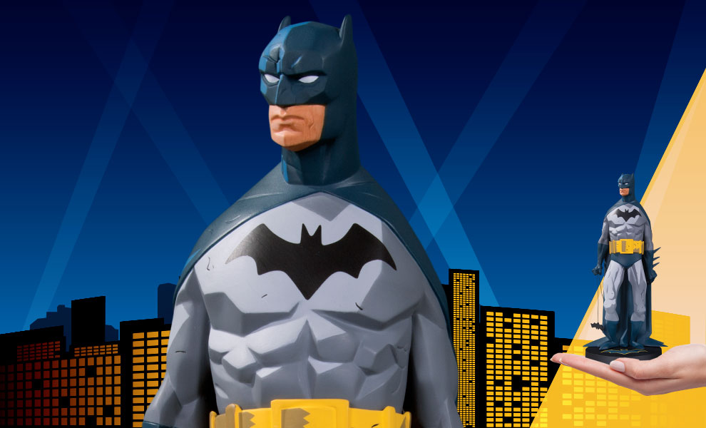 Gallery Feature Image of Batman (Mini) Statue - Click to open image gallery