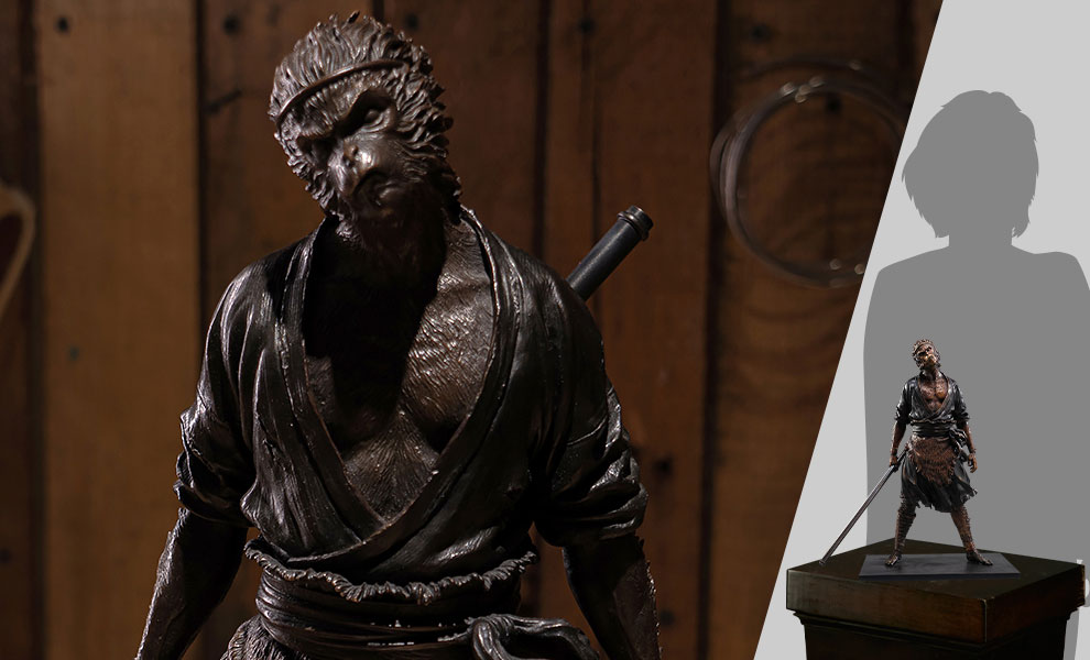 Gallery Feature Image of Indignation (Bronze Version) Bronze Statue - Click to open image gallery
